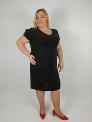 Wyjściowa sukienka mała czarna
